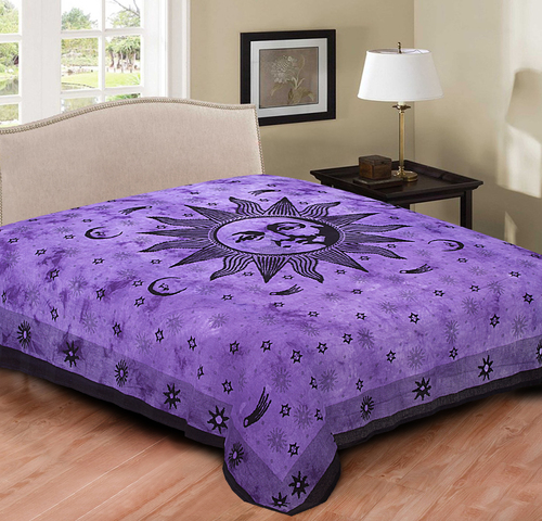 Rajasthani Double Bedsheet