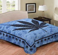 Decorative Double Bedsheets