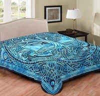 Sanganeri Double Bedsheets