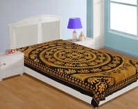 Printed Cotton Double Bedsheet