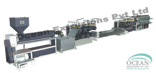 Rope and Net Manufacturing Machine