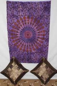 Circular Mandala HandmadeTapestry