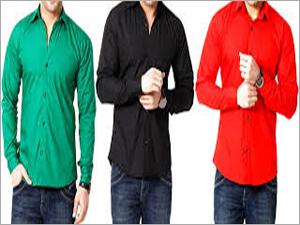 Mens Body Fit Shirt