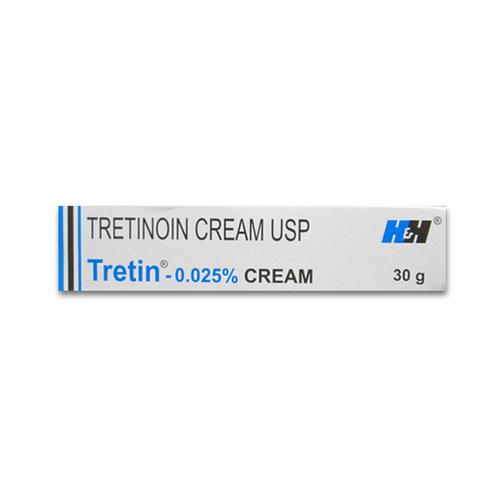 Tretin 0.025 cream