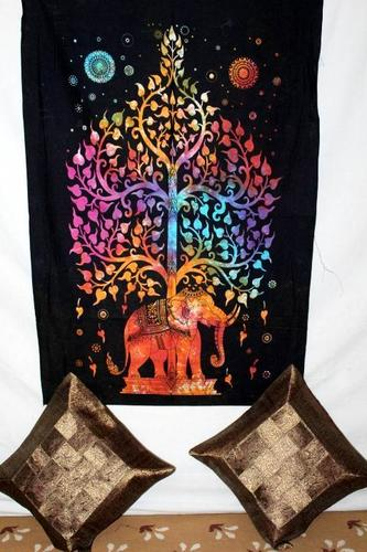 Soft Cotton Tapestry