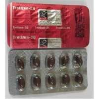 Tretizen 20 mg capsule