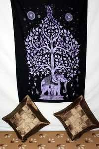 Wall Hanging Cotton Tapestry