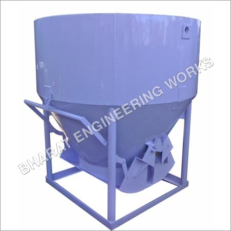 Pneumatic Concrete Bucket