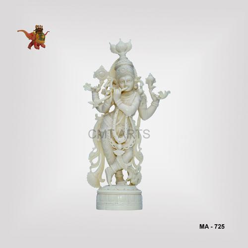 Cultured Marble Krishna