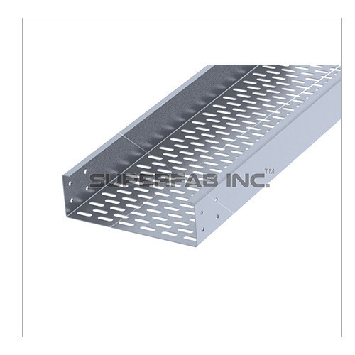 Inside Flange Perforated Cable Tray