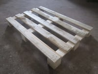 PINE WOOD FOUR WAY Pallets