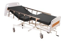 MANUAL ICU BED DELUXE MODEL