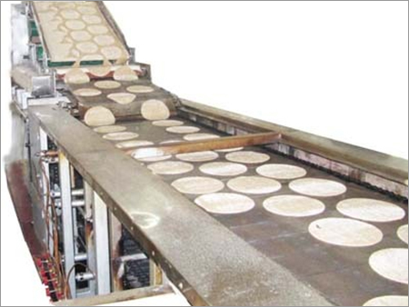Automatic Chapati Making Machine