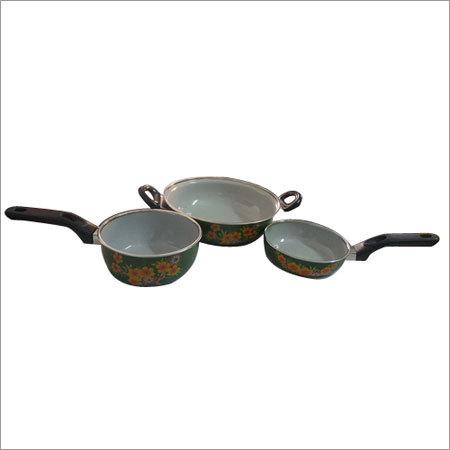 Enamel Cookware Set