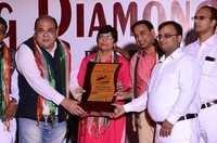 Shinning Award Give To Manoj Bakshi