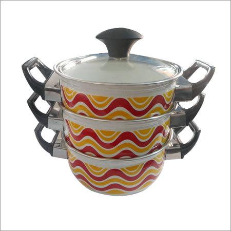 Enamel Casserole Dish
