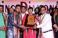 Shinning Award Give To Bunty Bhains