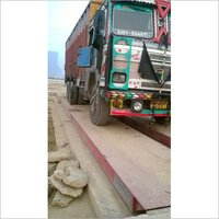 Electronic Mobile Weighbridge