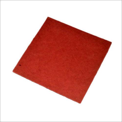 Red Pressboard