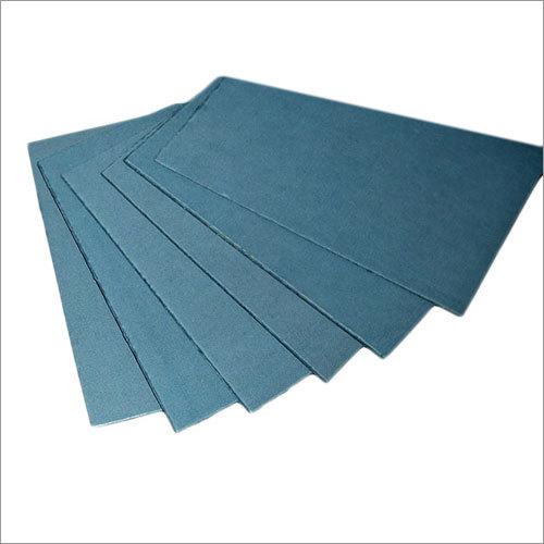 Blue Pressboard