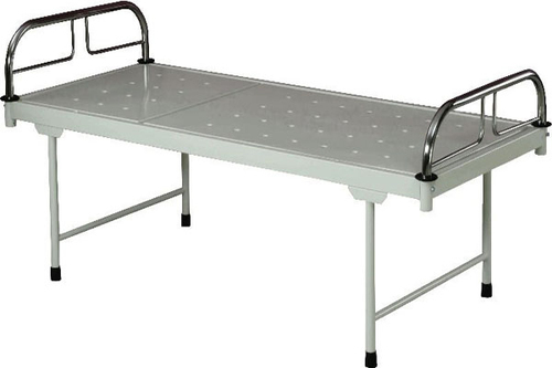 HOSPITAL PLAIN BED SS PANEL