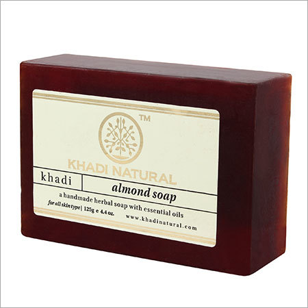 Herbal Almond Soap