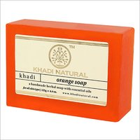 Herbal Orange Soap