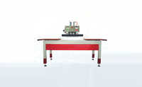 Double Bed Fusing Machines