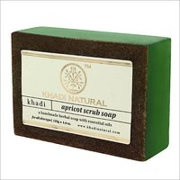 Herbal Apricot Scrub Soap