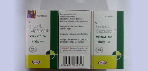 Generic Glivec 100 mg