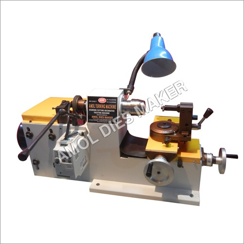 Bangle Ring Turning Machine