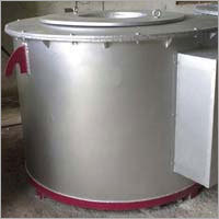 Aluminium Crucible Furnace