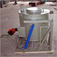 Crucible Tilting Furnace
