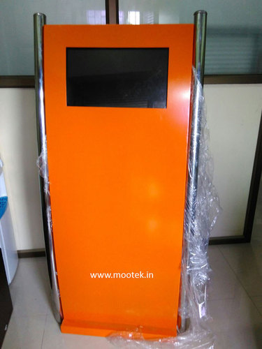 Recharge Kiosk System