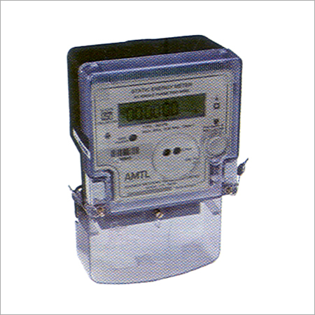 Single Phase Multifunction Energy Meter