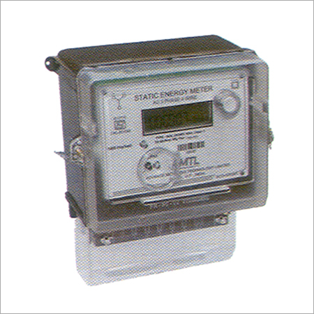 3 Phase Multifunction Energy Meter