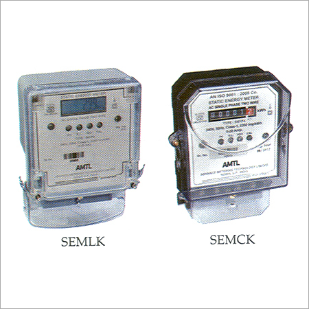 1 Phase Digital Energy Meters