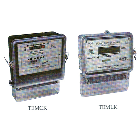 3 Phase Digital Energy Meters