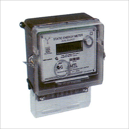 1 Phase Dual Source Energy Meter