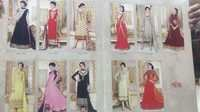 VIPUL ZENA (DCAT-87) Straight Salwar Kameez Suits