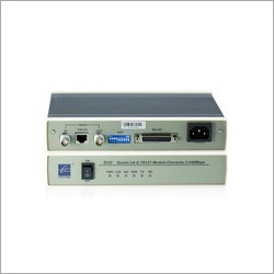 E1/Ethernet To Fiber Optic Converter