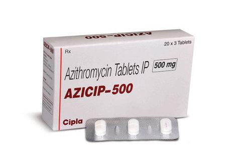 Azicip 500 mg