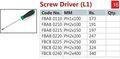 Screw Driver(L2)
