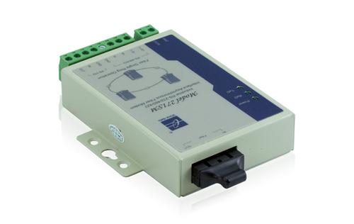 Serial To Optic Fiber Converter