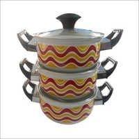 Lid Enamel Cookware