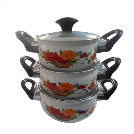 Enamel Cooking Pot