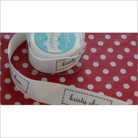 Garments Printing Label