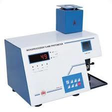 Compressor Unit For Flame Photometer