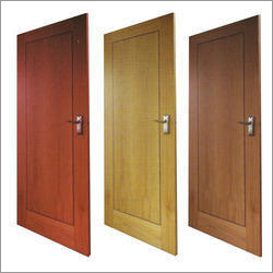 Designer Block Board Flush Doors