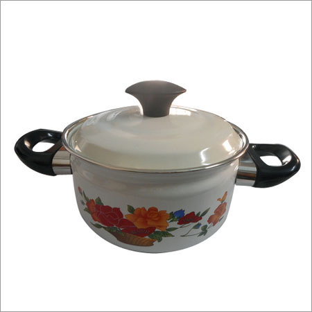 Promotional Enamel Cooking Pot